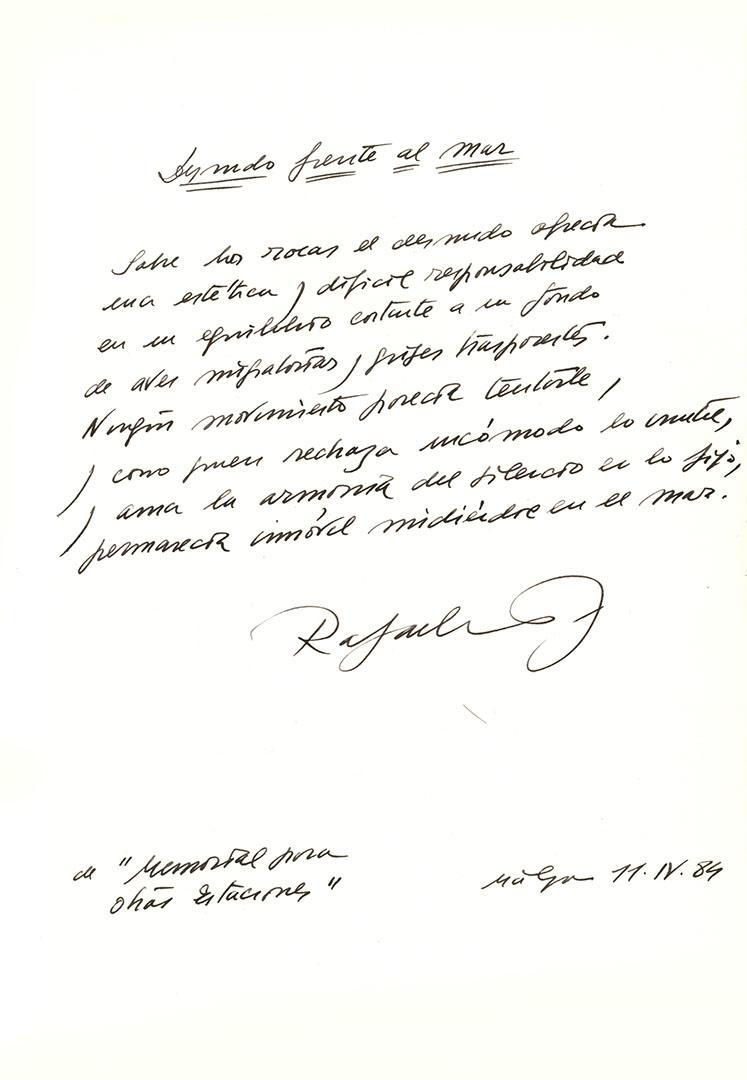 1984 - Málaga a cuestas con su historia 3<div style='clear:both;width:100%;height:0px;'></div><span class='cat'>Manuscritos, Manuscripts</span>